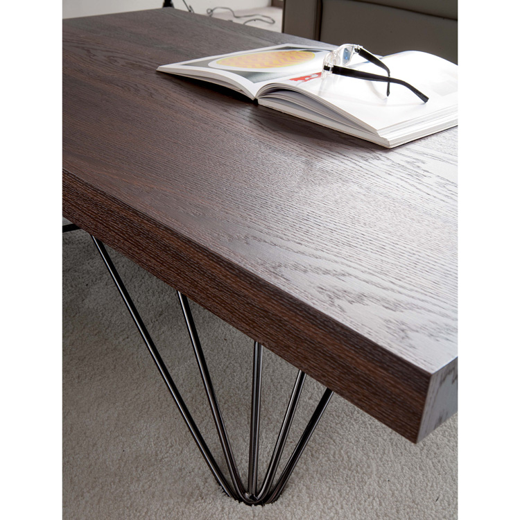 Radius T064 coffee table from Ozzio