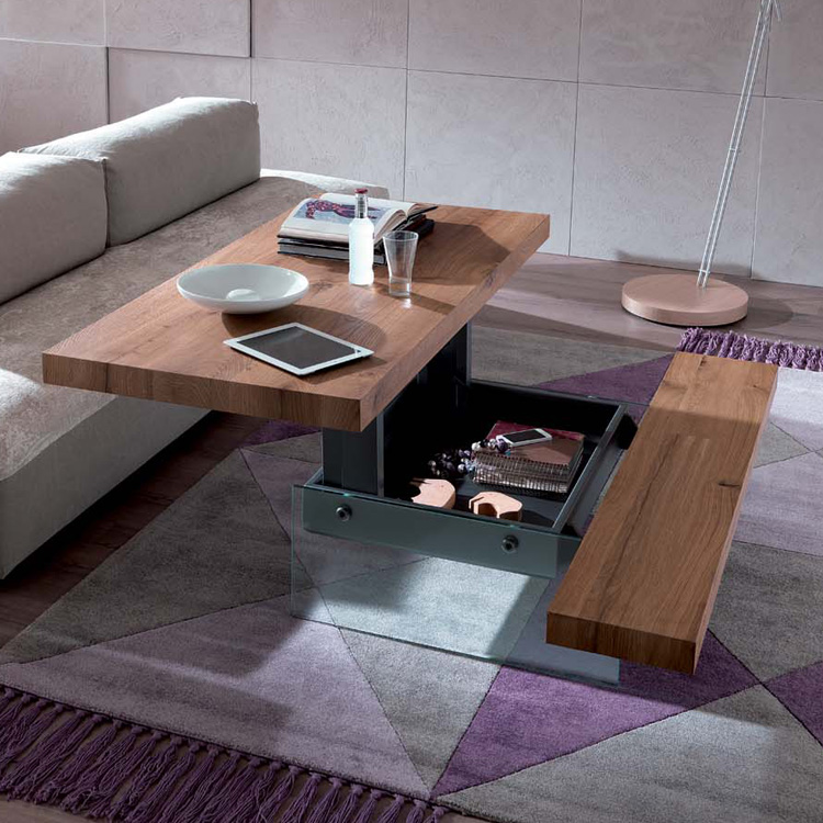 Markus T063 coffee table from Ozzio