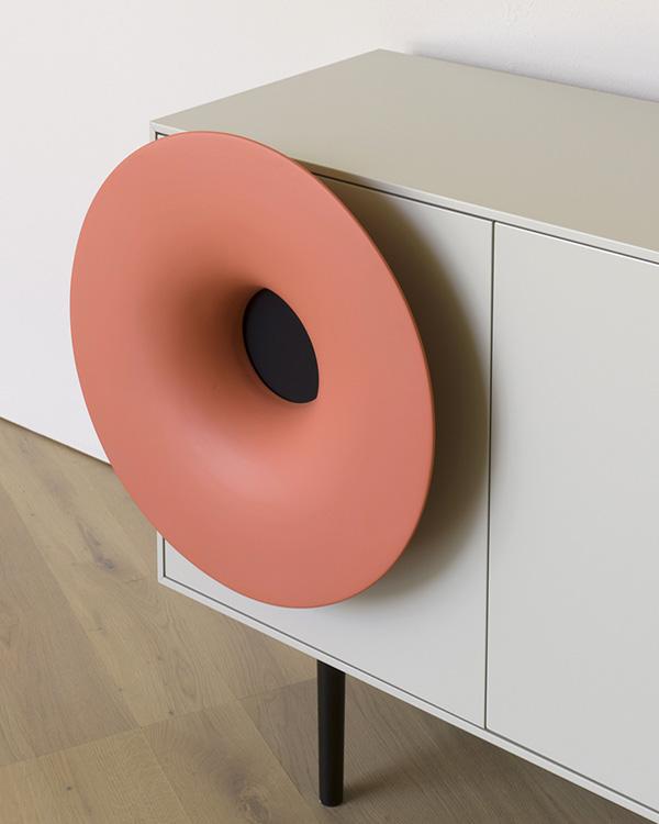 Caruso cabinet from Miniforms