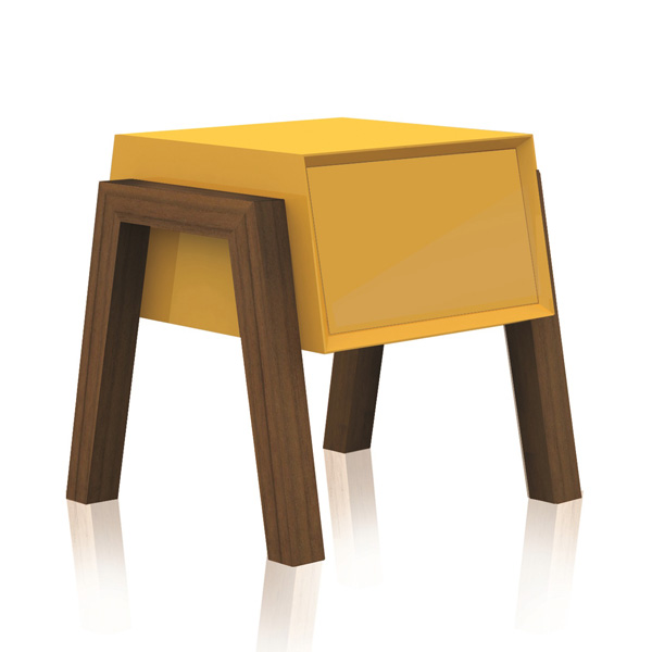 Figo CB-3937, end table from Casabianca