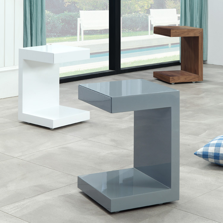 Lino TC-1332C end table from Casabianca