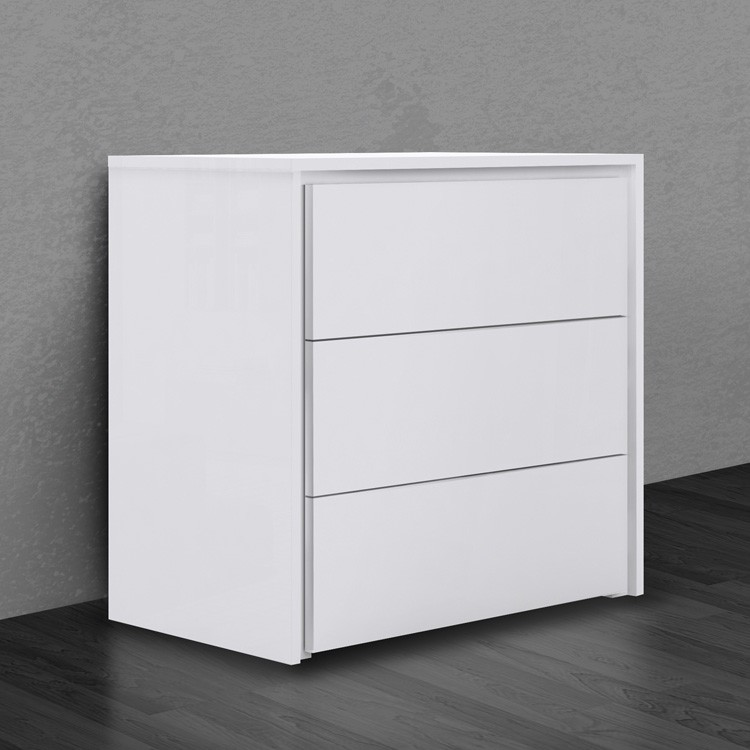 Zen Tall Dresser CB-1104 cabinet from Casabianca