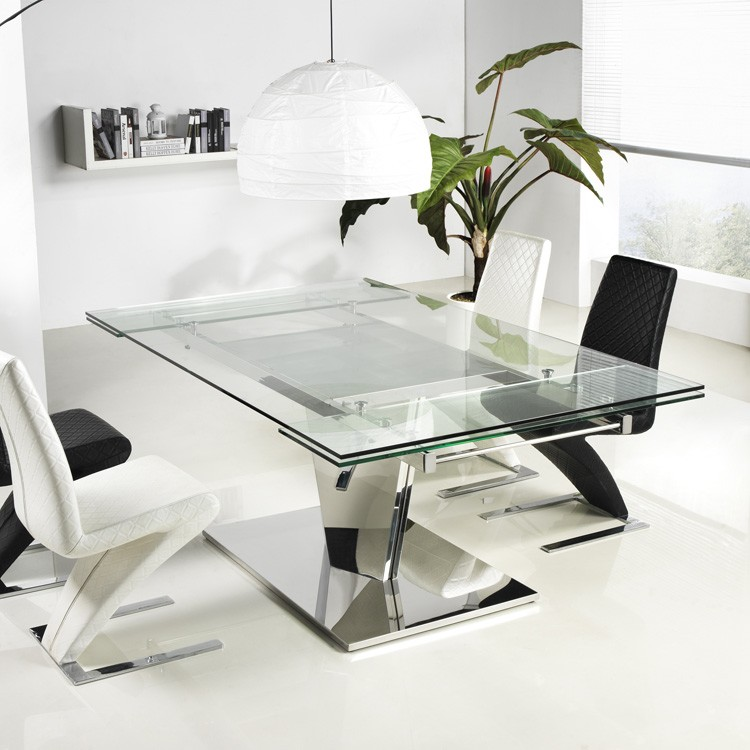 Diamond CB-123C dining table from Casabianca