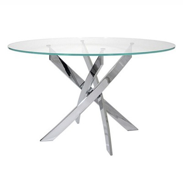 Barone  dining table from Bontempi, designed by Dondoli and Pocci