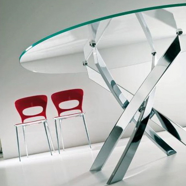 Barone  dining table from Bontempi