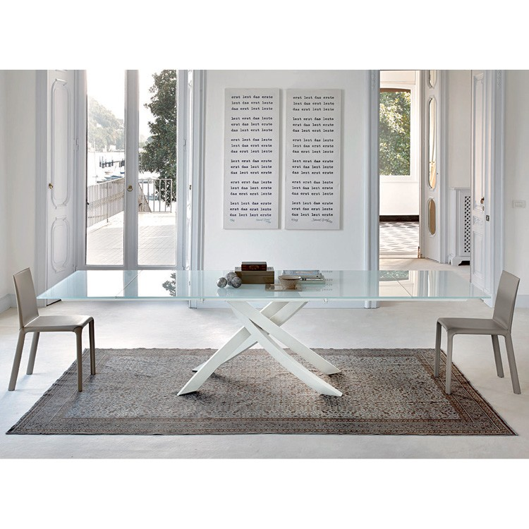 Artistico Ex dining table from Bontempi