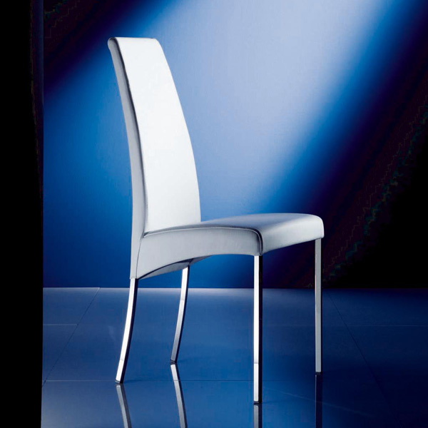 Aida chair from Bontempi, designed by Piero De Longhi