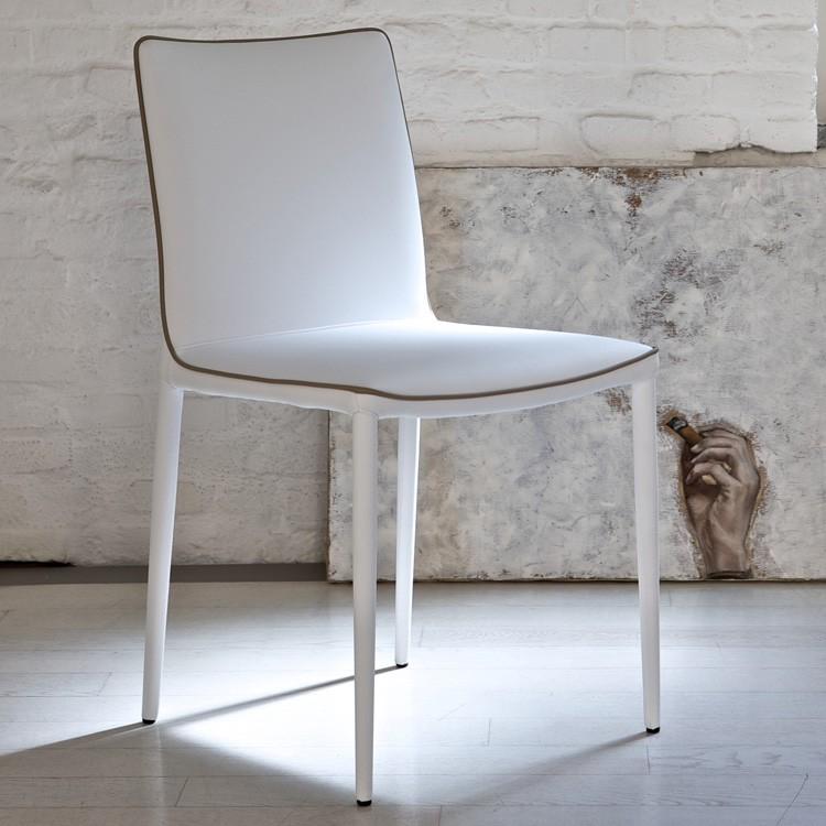 Nata chair from Bontempi