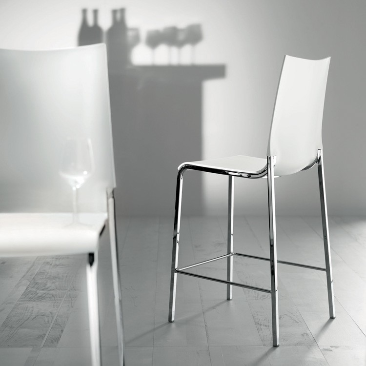 Eva Stool from Bontempi, designed by Dondoli and Pocci