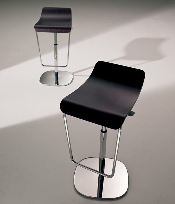 Gas, stool from Bontempi
