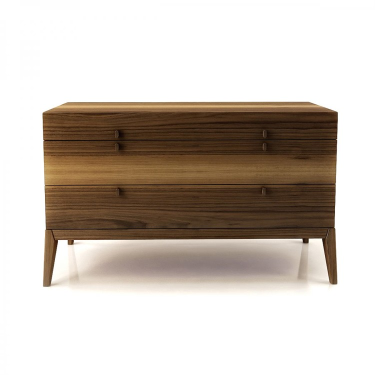 Moment 3 Drawer Dresser 002136 from Huppe