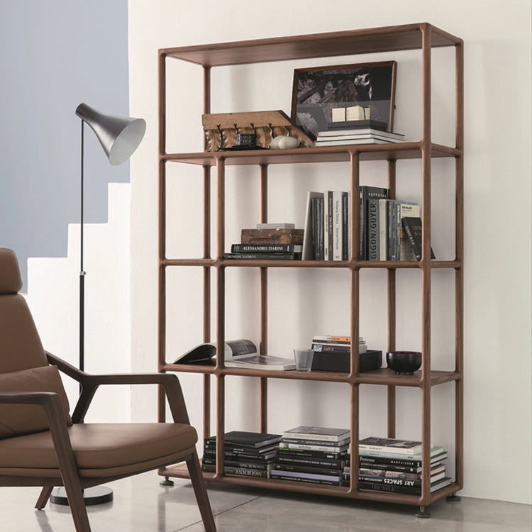 Biblo bookcase from Porada, designed by T. Colzani