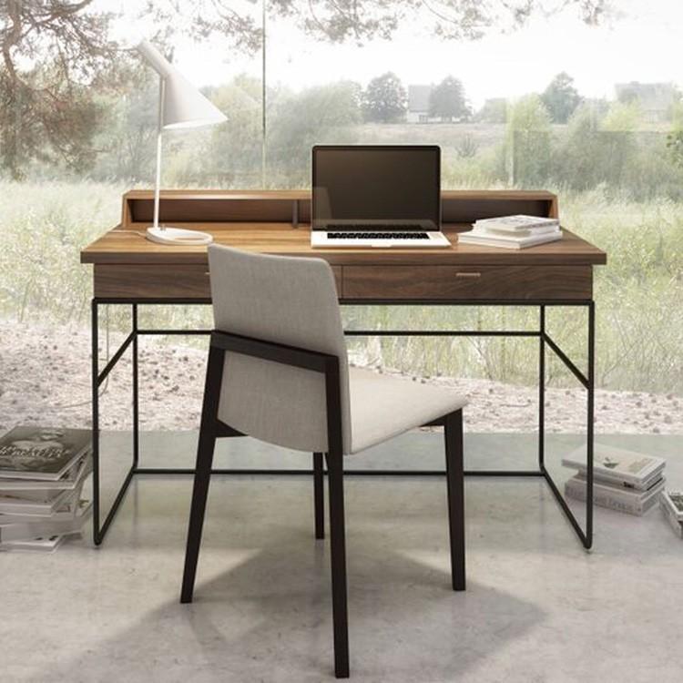 Huppe Linea Secretary Desk 02303M Wooden   Office ...