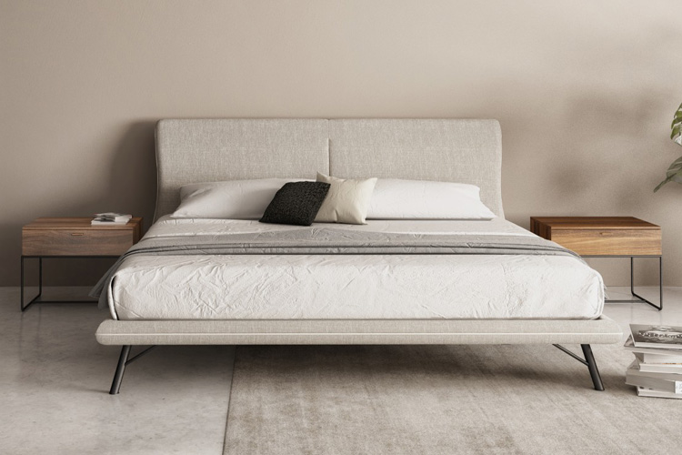 Linea Bed from Huppe