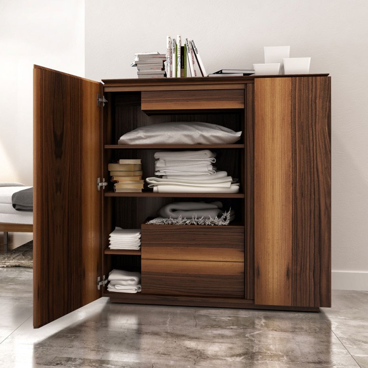 Dusk Cabinets: Huppe Dusk Guest Chest 008024 Wooden Storage, Cabinet