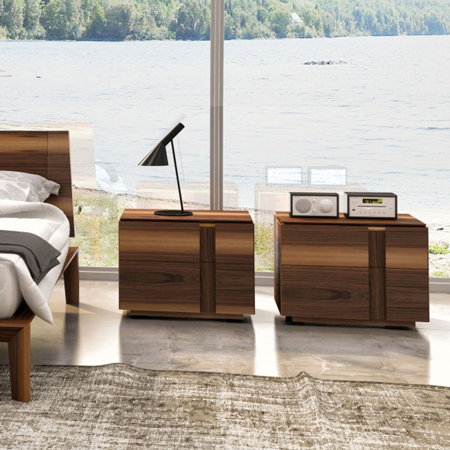Dusk Night Stand 008044 from Huppe