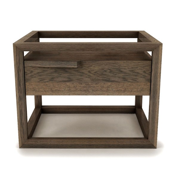 Box Night Table from Huppe