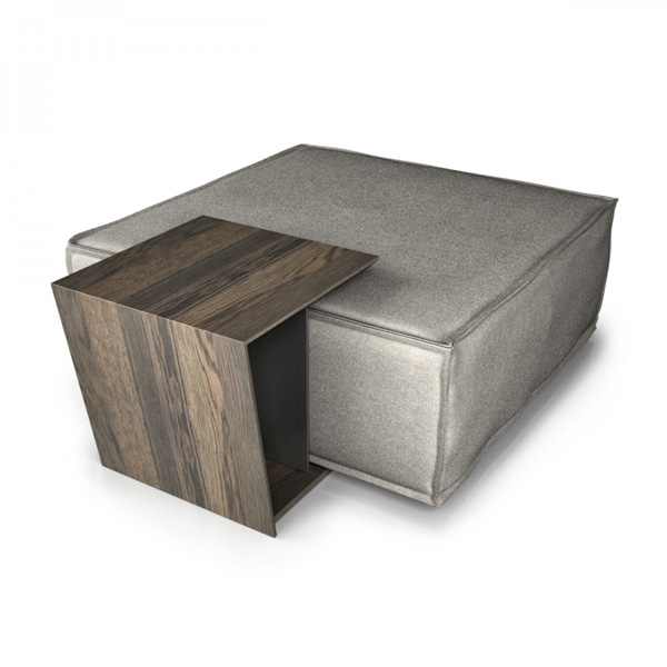 Agora End Table 004772 from Huppe