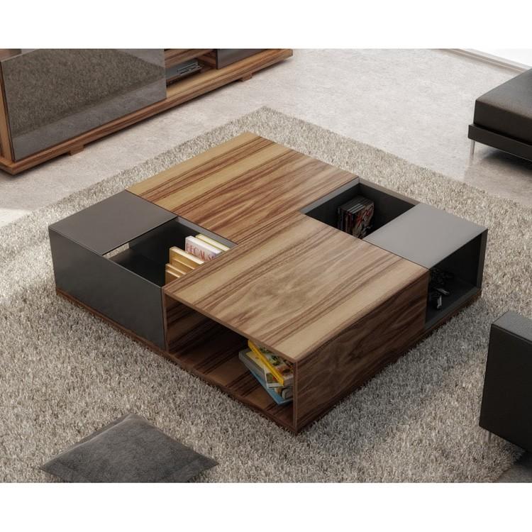 Huppe Move Center Table 9900 | Wooden | Contemporary ...