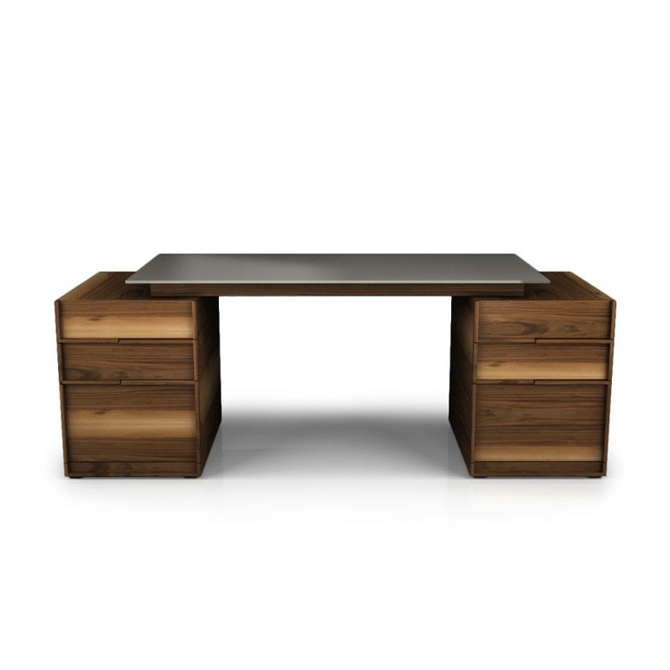 Swan Desk Configuration 2 from Huppe