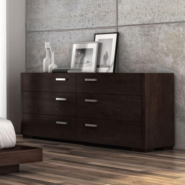 Paris 6 Drawer Dresser 004235 from Huppe