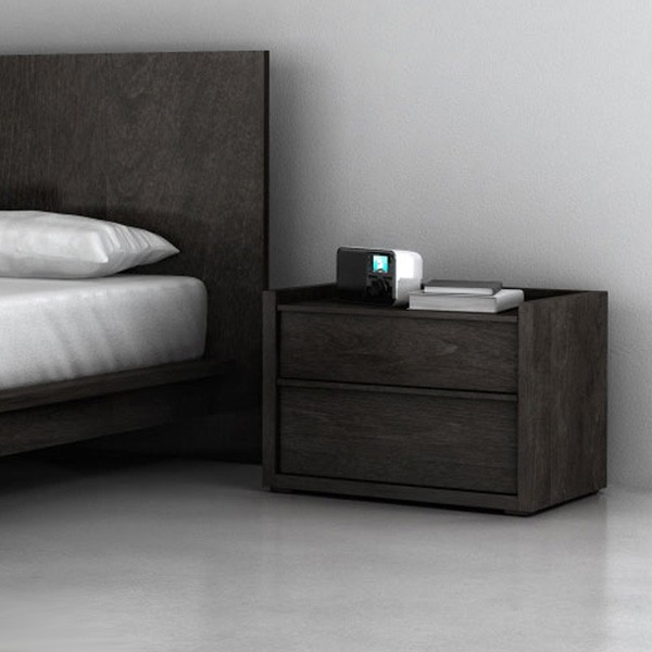Echo Night Table 007044 from Huppe