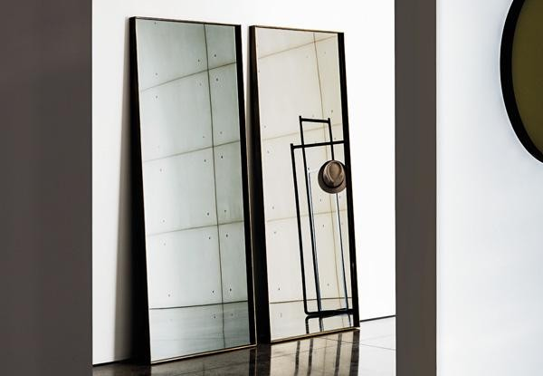 Visual Rectangular mirror from Sovet