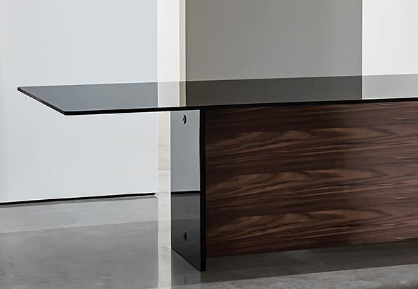 Regolo Double Base dining table from Sovet