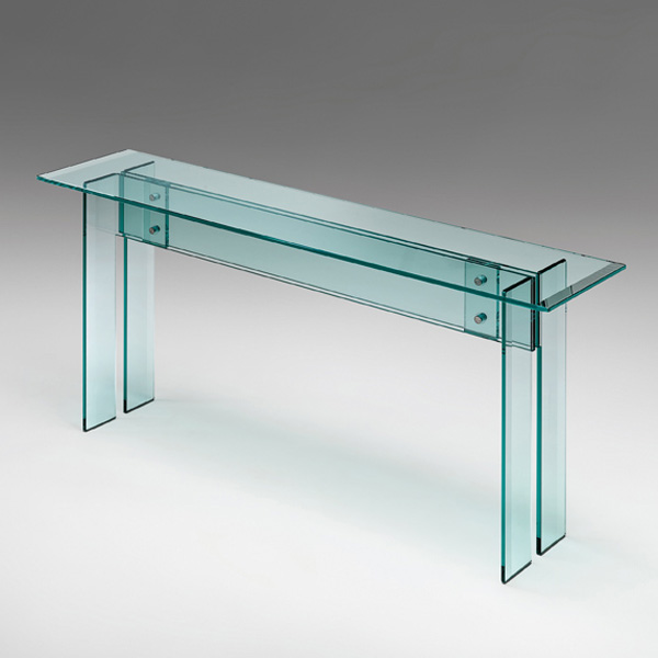 LLT Console, table from Fiam