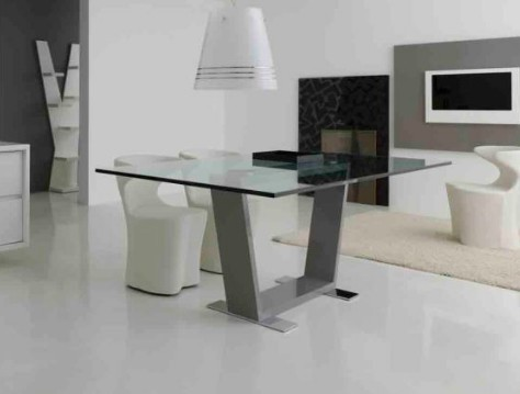 Dori, dining table from Compar
