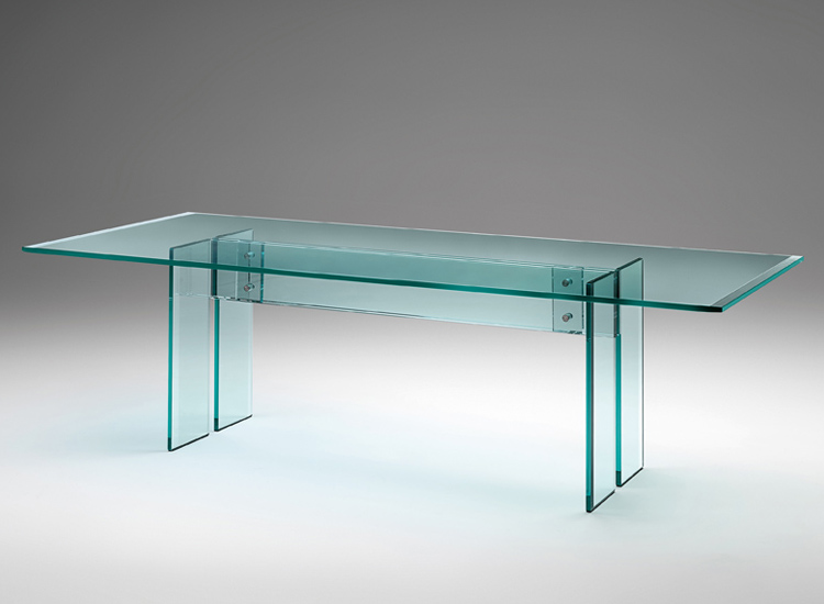 LLT dining table from Fiam