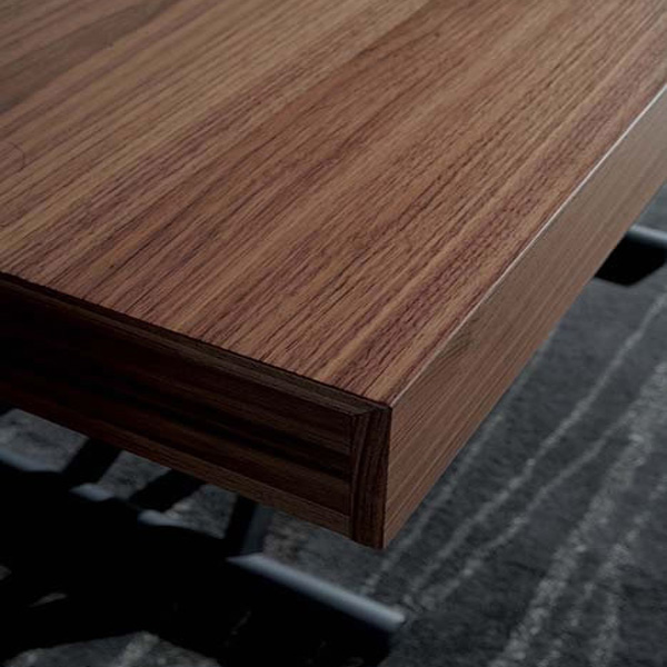 Newood T123 coffee table from Ozzio