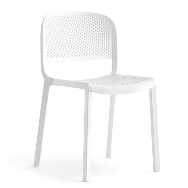 Dome 261 chair from Pedrali, designed by Odoardo Fioravanti