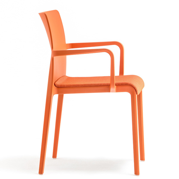 Volt HB 674/2 chair from Pedrali, designed by Dondoli and Pocci