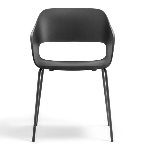 Babila 2735 chair from Pedrali, designed by Odoardo Fioravanti
