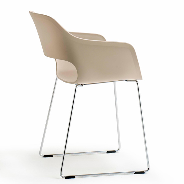 Babila 2745 chair from Pedrali, designed by Odoardo Fioravanti