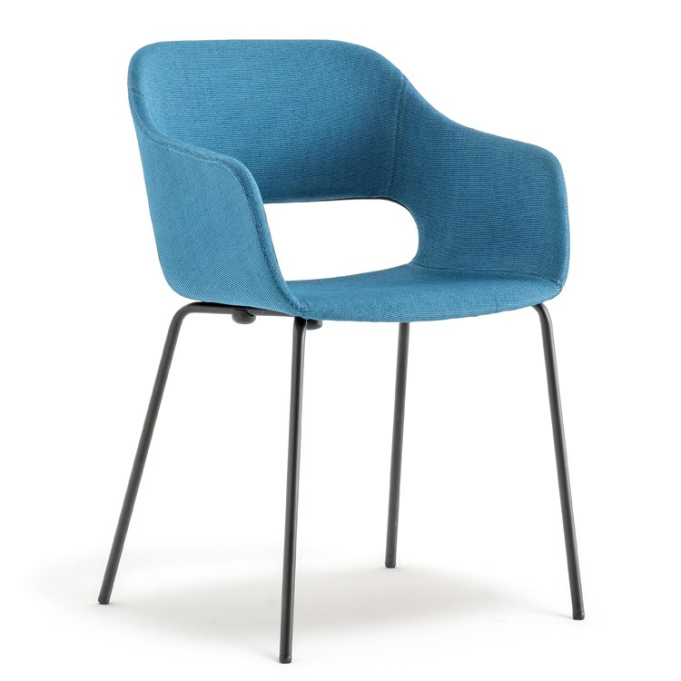 Babila Soft 2736 chair from Pedrali, designed by Odoardo Fioravanti
