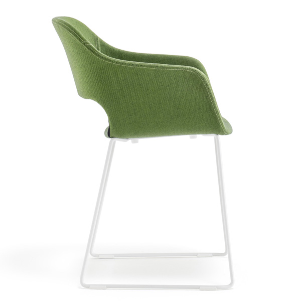 Babila Soft 2746 chair from Pedrali, designed by Odoardo Fioravanti