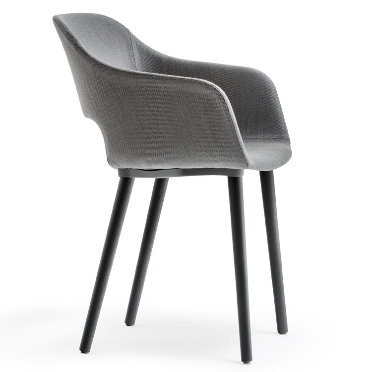 Babila Soft 2756 chair from Pedrali, designed by Odoardo Fioravanti