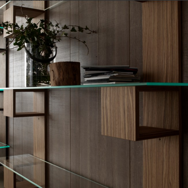 Infinity bookcase from Compar