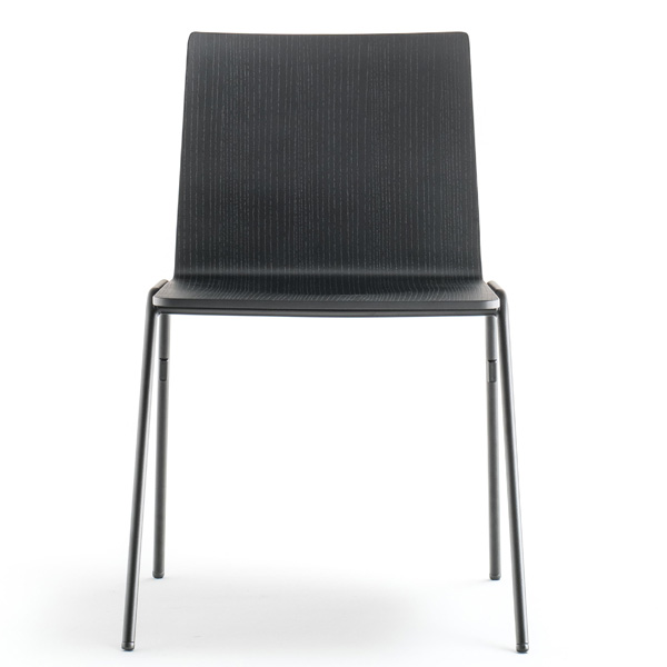 Osaka Metal 5711 chair from Pedrali, designed by CMP Design