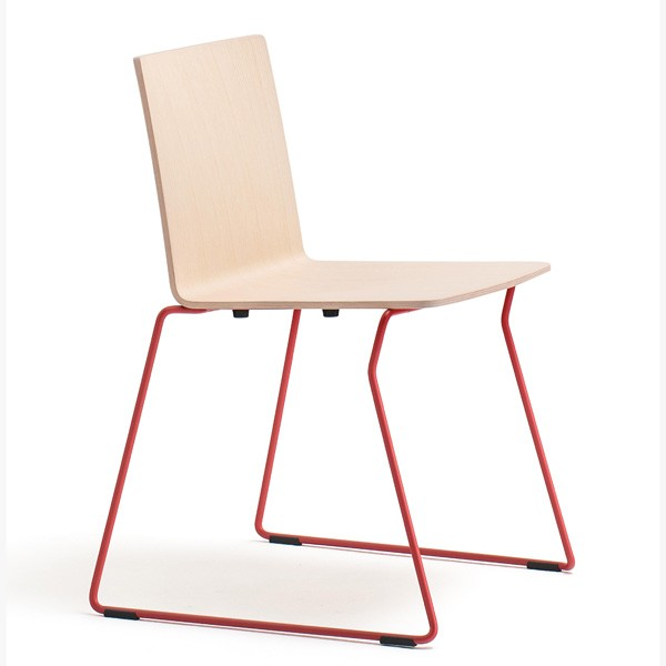 Osaka Metal 5714 chair from Pedrali, designed by CMP Design