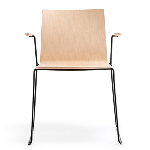 Osaka Metal 5715 chair from Pedrali, designed by CMP Design