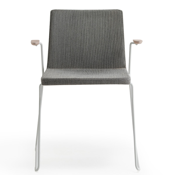 Osaka Metal 5725 chair from Pedrali, designed by CMP Design