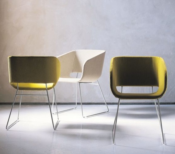 Lili Armchair from Tonon
