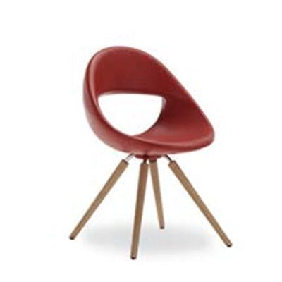 Lucky 906.21 chair from Tonon