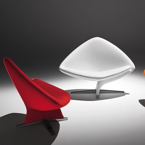 One for Two 91.01, lounge chair from Tonon