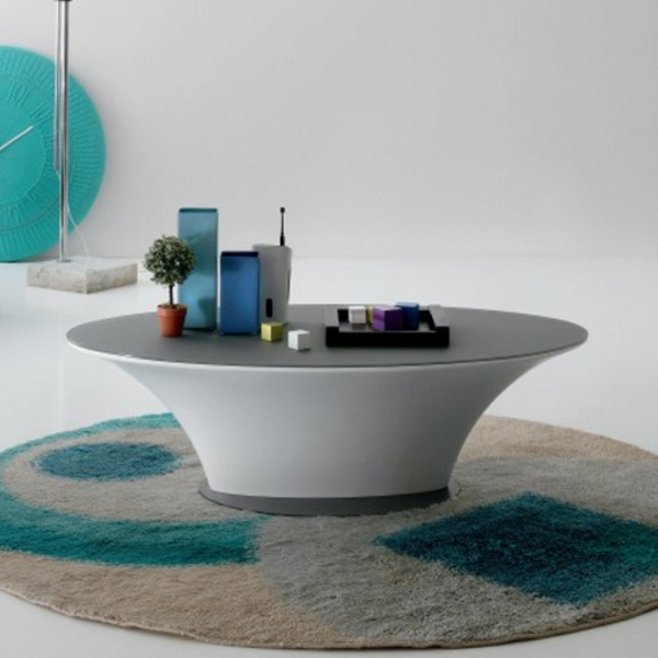 Boat coffee table from Compar