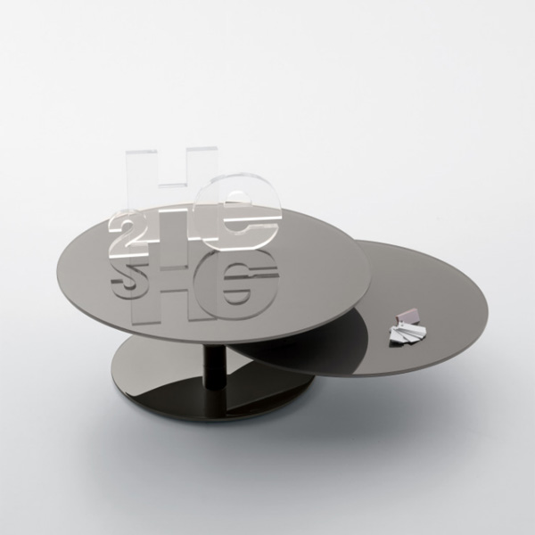Sax end table from Compar