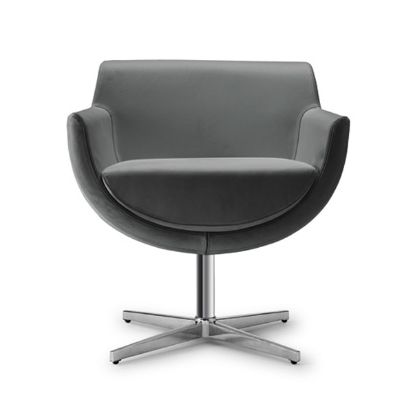 Sphere lounge chair from Tonon